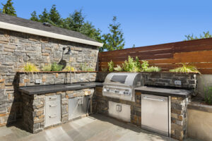 Outdoor Cooking Spaces Can Help Your Home Sell for More – Learn the Most Important Aspects of These Outdoor Oases